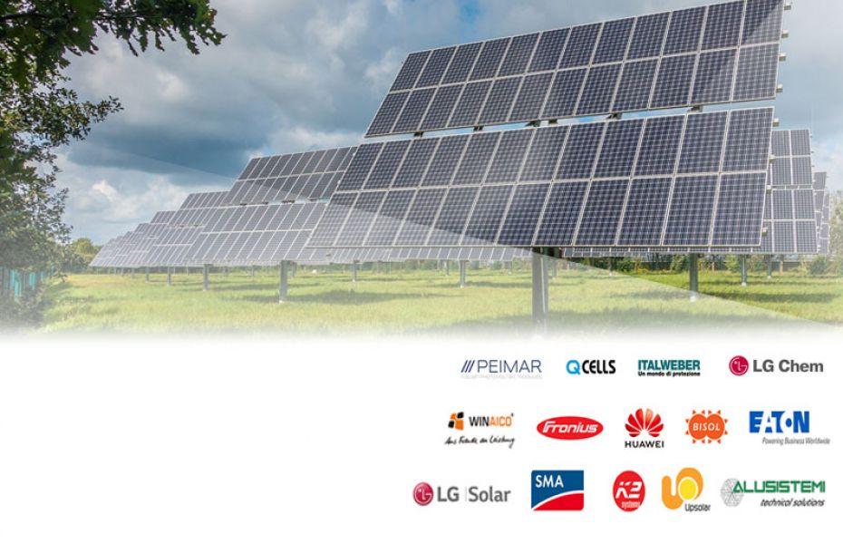 Sončne elektrarne in E-mobilnost